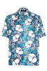 Business Shirts DSQUARED2 Floral Print Shirt