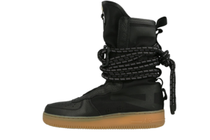 Wmns Air Force 1 Hi SF - Zwart