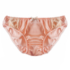 Strings & Pants Faye Silk Knicker