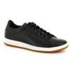 Shoes Womens Black Arthur Ashe Gum Leather Sneakers