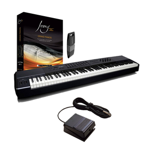 Synthogy Ivory II Grand Pianos Player Bundle