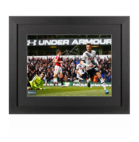 Sports Memorabilia  - Dele Alli Signed and Framed Tottenham Hotpsur Photo: Goal vs Manchester United