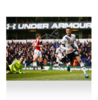 Dele Alli Signed Tottenham Hotpsur Photo: Goal vs Manchester United