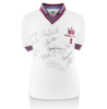 West Ham United Team Signed 1980 Home Shirt