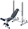 Fitness York Fitness B540 2 in 1 Bench 5625 - Bench only