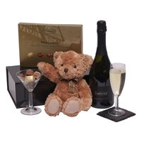 Hampers  - Bear And Bubbles
