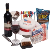 Hampers  - Birthday Greetings From The Us