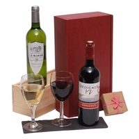 Hampers  - French Two Bottle Selection