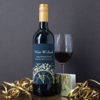 Personalised Gifts  - Personalised Wine - Wine O