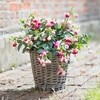 Flowers Summer Basket