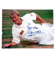 - Alan Wells – Signed photo