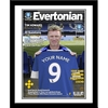 Everton - Personalised Headline Magazine - Framed