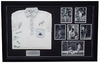 Sports Memorabilia Geoff Boycott match shirt signed by 6 England legends