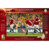 MAN OF THE SERIES &8211; LIONS 2013 - Officially licensed print