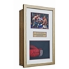 Ricky Hatton signed and framed glove presentation