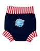 Happy Nappy - Navy White Red