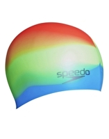Multi Colour Silicone Cap - Red Green and Blue