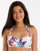 Fantasie Agra Underwired Twist Bandeau Bikini Top - Multi