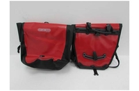 Cycling  - Ortlieb Back Roller Classic QL2.1 Pannier Pair (Ex-Demo / Ex-Display) | Red/Black