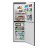 Fridge Freezers 353litre Fridge Freezer FROST FREE Class A+ Black