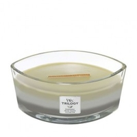 Decorations  - Woodwick Mountain Trail Trilogy Hearthwick Jar Candle