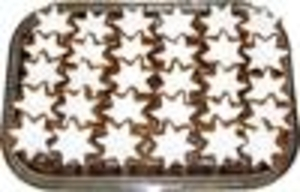 Chocolate  - Cinamon Star Biscuits 350 g