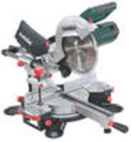 Hand Tools  - KGS254M Sliding Mitre Saw, 1800 W, 254 mm Blade Metabo