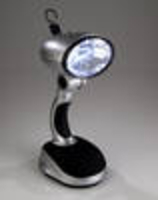 House Accessories  - Large Table Lamp with 20 LEDs