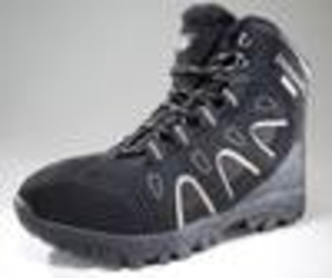 General Clothing  - Winter Half-Boots with Fleece Lining, black, various sizes Donnay