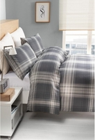 Bloxham Grey Bedding Range