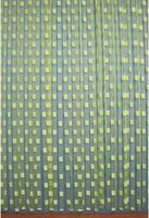 Curtains & Blinds  - Cubes Apple String Panel