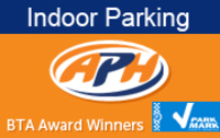 Airport Parking  - APH Manchester Indoor Parking