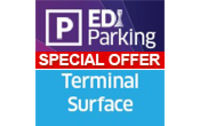 Airport Parking  - Terminal Surface Special Offer