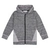 Girls' Clothes Zip-Up Technical Sports Hoodie, 3-12 Years