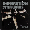 Cassettes & Vinyl Alec Empire Generation Star Wars - Withdrawn Sleeve 1994 German 2-LP vinyl set MPLP11