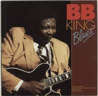 Cassettes & Vinyl  - B B King Blues Dutch vinyl LP MA30585