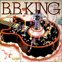 Cassettes & Vinyl  - B B King Blues