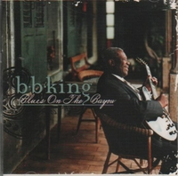 CDs  - B B King Blues On The Bayou 1998 USA CD album MCAD11879