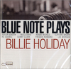 Billie Holiday Blue Note Plays Billie Holiday 2006 USA CD album 0946349321