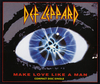 Def Leppard Make Love Like A Man - Picture CD 1992 UK CD single LEPCB7