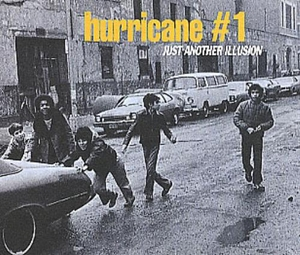 Hurricane 1 Just Another Illusion 1997 UK 2-CD single set CRESCD264/X