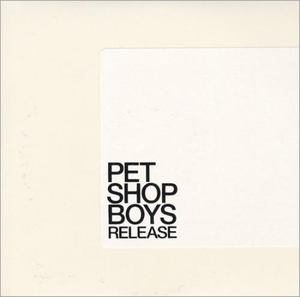 CDs  - Pet Shop Boys Release - Sealed 2002 UK CD album RELEASE01