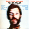 Ringo Starr Blast From Your Past 1974 UK vinyl LP PCS7170
