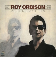 Cassettes & Vinyl  - Roy Orbison Regeneration 1977 UK vinyl LP MNT81808