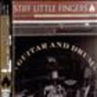 Stiff Little Fingers Guitar And Drum 2004 Taiwanese CD album BLLN-48