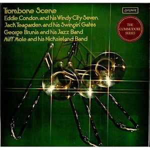 Various-Jazz Trombone Scene 1974 UK vinyl LP HMC5007
