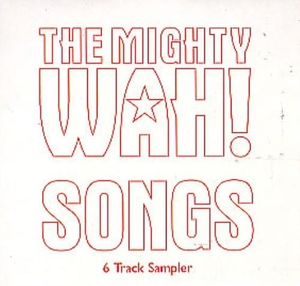 CDs  - Wah! Songs - Sampler 2000 UK CD single WENPR209