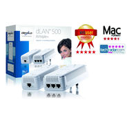 Networking  - Devolo 1721dLAN 500 AVtriple Starter Kit