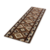 Home Accessories Customised Ethnic Rug, Brown - Up to 30 m Long