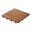 Flooring & Carpeting Interlocking Wooden Decking Tiles